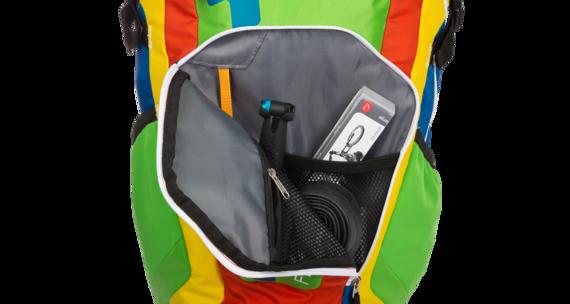Cube Freeride 20+ - Mochila bicicleta - Multicolor